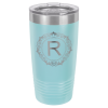 20oz Tumbler - Light Blue  20oz Stainless Steel Tumblers