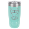 20oz Tumbler - Teal Stainless Steel Tumblers