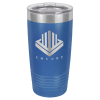 20oz Tumbler - Royal Blue Stainless Steel Tumblers