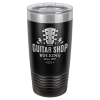 20oz Tumbler -Black  Stainless Steel Tumblers