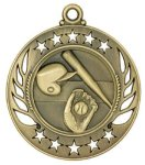 Baseball Galaxy Medal Baseball Awards