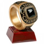 Champion Ring Resin Awards Basketball Awards