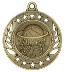 Basketball Galaxy Medal Basketball Awards