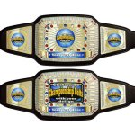 Championship Belt - Custom Belt Awards