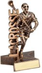 Super Star -Lacrosse Male Billboard Series Sculptured Awards