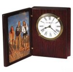 Howard Miller - Portrait Book II Desk Clocks
