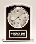 Glass Clock Executive Gift Awards