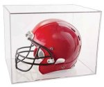 Helmet Display Case Football Awards