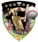 Baseball Medal Full Color Medal Awards