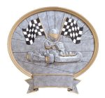 Legend Go-Kart Oval Award Go-Kart Awards