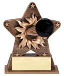 Star Burst Resin -Hockey Hockey Awards