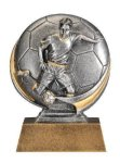 Motion X 3-D -Soccer Male  Motion Extreme 3D Sculptured Awards