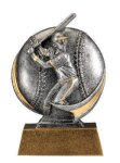 Motion X 3-D -Baseball Male Motion Extreme 3D Sculptured Awards