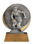 Motion X 3-D -Basketball Male  Motion Extreme 3D Sculptured Awards