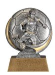 Motion X 3-D -Soccer Female  Motion Extreme 3D Sculptured Awards