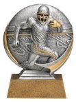 Motion X 3-D -Football Male  Motion Extreme 3D Sculptured Awards