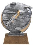 Motion X 3-D -Swimming Female  Motion Extreme 3D Sculptured Awards