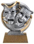 Motion X 3-D -Drama Motion Extreme 3D Sculptured Awards