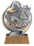 Motion X 3-D -Coach Motion Extreme 3D Sculptured Awards