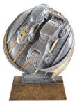 Motion X 3-D -Pinewood Derby Motion Extreme 3D Sculptured Awards