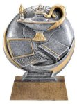 Motion X 3-D -Lamp of Knowledge  Motion Extreme 3D Sculptured Awards