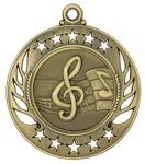 Music Galaxy Medal Music Awards