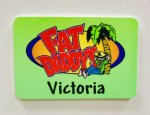 Full Color Name Badge - 3 x 2 Name Badges