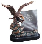 Eagle On Rock With Glass Page 07 - Eagle Awards