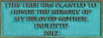 Cast Plaque with Patina Finish Page 32 - Castings