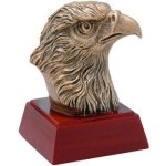 Eagle Head Sculptured Award Patriotic Awards