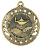 Lamp of Knowledge Galaxy Medal Scholastic Awards