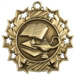 Lamp Ten Star Medal Scholastic Awards