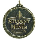 Student Of The Month Scholastic Awards