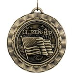 Citizenship Spin Scholastic Awards