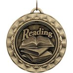 Reading  Spin Scholastic Awards