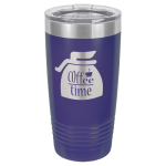 20oz Tumbler - Purple Stainless Steel Tumblers