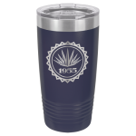 20oz Tumbler - Navy Blue  Stainless Steel Tumblers