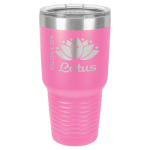 30oz Tumbler - Pink  Stainless Steel Tumblers