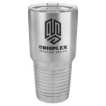 30oz Tumbler - Stainless Steel  Stainless Steel Tumblers