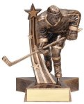 Super Star -Hockey Male Super Star Sculptured Awards