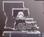 Louisiana Acrylic Traditional Acrylic Awards