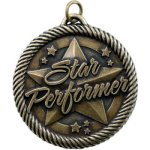 Star Performer Value Medal Awards