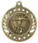 Torch Galaxy Medal Victory Awards