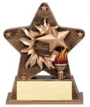 Star Burst Resin -Victory Victory Awards