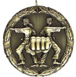 Karate XR Series Medal Awards